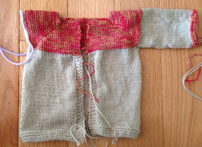 """Linnie"" Sweater for Marcy"