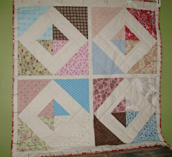 Four by Four Quilt