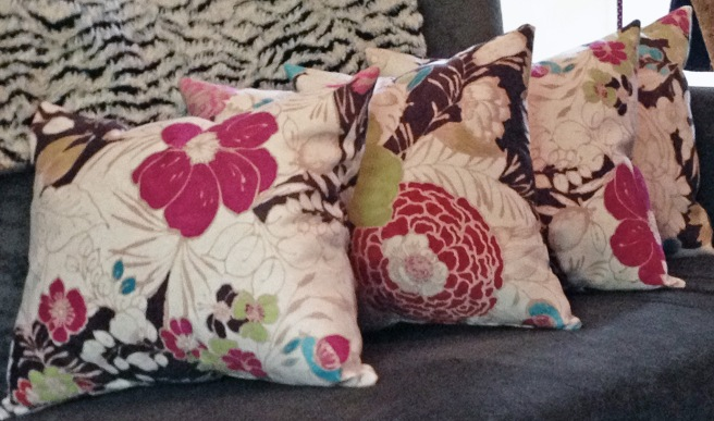Small Toss Pillows