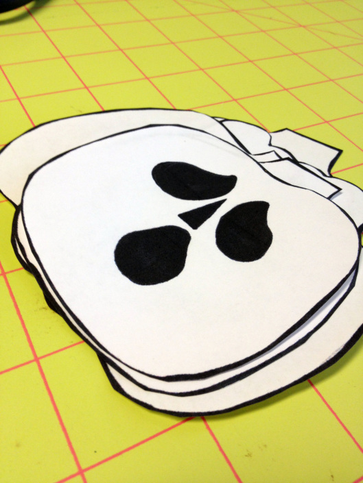 Print and cut out paper templates from the PDF above.